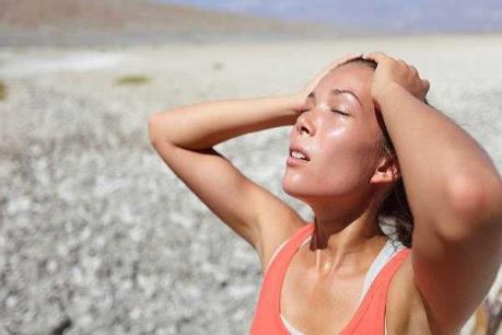 Hướng dẫn cách sơ cứu khi bị sốc nhiệt do nắng nóng