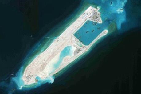 Mỹ: Trung Quốc tiếp tục mở rộng các căn cứ trên Biển Đông
