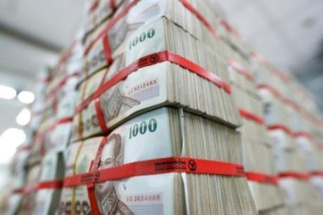 Ngân hàng Trung ương Thái Lan cảnh báo khả năng đồng baht mất giá