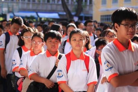 TPHCM yêu cầu cơ sở giáo dục giãn các khoản thu đầu năm học