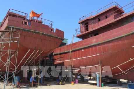 Báo cáo chính thức về chất lượng tàu cá đóng theo Nghị định 67