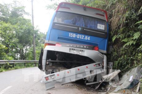 Danh tính nạn nhân vụ tai nạn trên Quốc lộ 2B Tam Đảo-Vĩnh Phúc