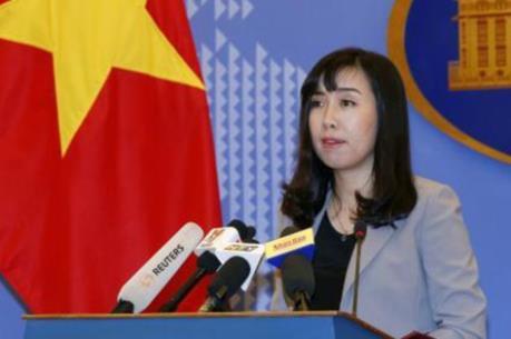 Phản ứng của Việt Nam về căng thẳng ngoại giao Vùng Vịnh