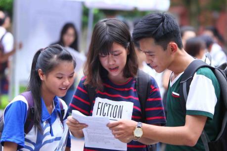 Hướng dẫn cách tra cứu điểm thi vào lớp 10 tại Hà Nội năm 2017