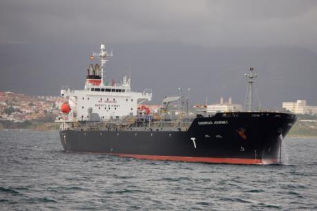 Sẵn sàng ứng cứu tàu vận tải nước ngoài mắc cạn gần đảo Phú Quý