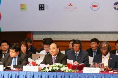 Sắp diễn ra Diễn đàn doanh nghiệp Việt Nam giữa kỳ 2017