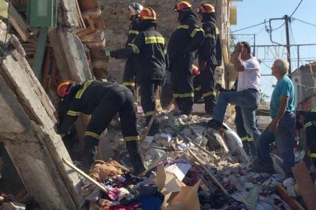 Xác nhận thương vong trong trận động đất mạnh tại Thổ Nhĩ Kỳ, Hy Lạp