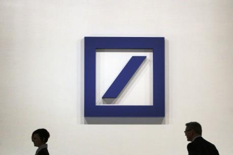 Deutsche Bank chấp thuận trả tiền phạt để dàn xếp vụ thao túng lãi suất Euribor tại Mỹ