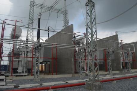 Đóng điện các công trình đáp ứng nhu cầu phụ tải hệ thống điện miền Bắc