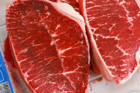 Lần đầu tiên sau 14 năm, Mỹ xuất khẩu thịt bò sang Trung Quốc