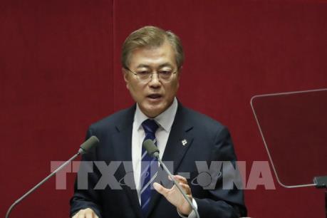 Hàn Quốc nêu điều kiện đàm phán với Triều Tiên