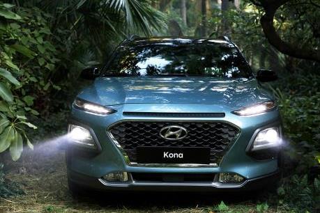 Cận cảnh Hyundai Kona-đối thủ mới của Ford EcoSport sắp về Việt Nam