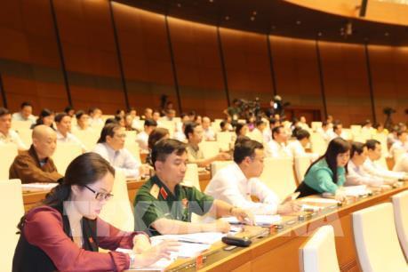 Quốc hội khóa XIV phê chuẩn quyết toán ngân sách nhà nước