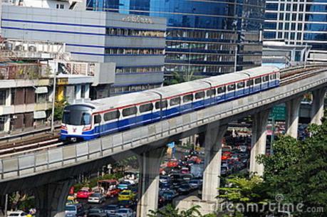 Dự án đường sắt Thái Lan - Trung Quốc thuê nhân công trong nước