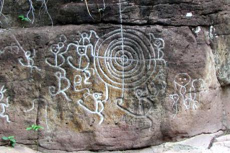 Tìm thấy hàng trăm cổ vật của nền văn minh Ulúa Matagalpa