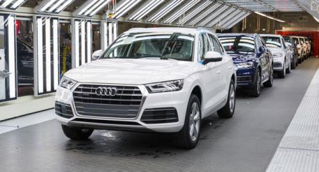 Ngành ô tô Đức có thể mất hàng nghìn việc làm do Brexit