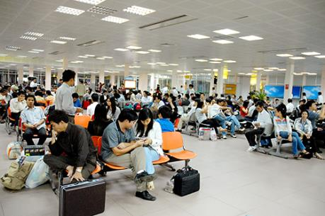 Cảng Hàng không Nội Bài nhắc nhở các hãng bay về tỷ lệ chậm, hủy chuyến bay tăng cao