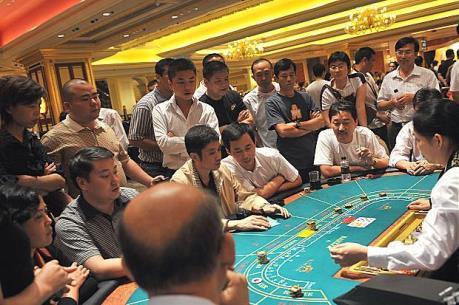 Phạt tù 16 đối tượng liên quan đến một đường dây cờ bạc quốc tế