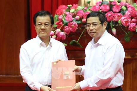Tiền Giang triển khai Quyết định của Bộ Chính trị về công tác cán bộ