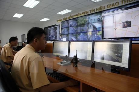 Ứng dụng công nghệ thông tin trong giám sát và xử lý vi phạm giao thông