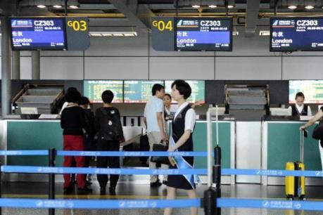 China Southern Airlines triển khai công nghệ nhận dạng khuôn mặt ở sân bay