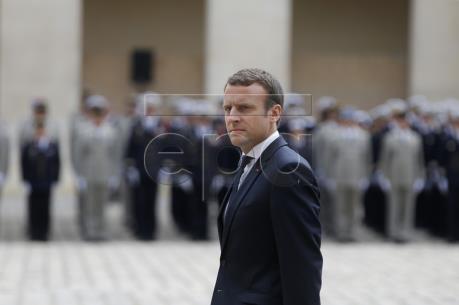 HOT: Bắt giam đối tượng đe dọa ám sát Tổng thống Pháp E.Macron