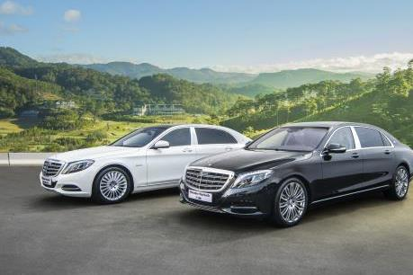 Mercedes-Benz Việt Nam tăng trưởng cao nhất trong hơn 20 năm hoạt động