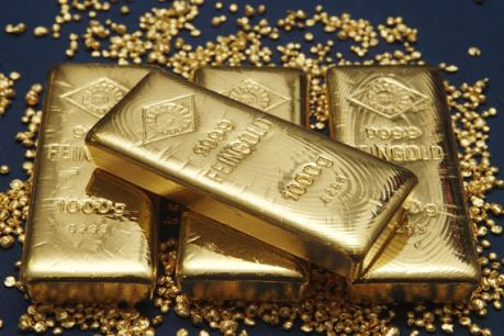 Giá vàng thế giới đứng vững sau khi Fed công bố biên bản họp chính sách