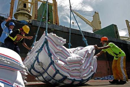 Philippines đấu thầu mua 250.000 tấn gạo