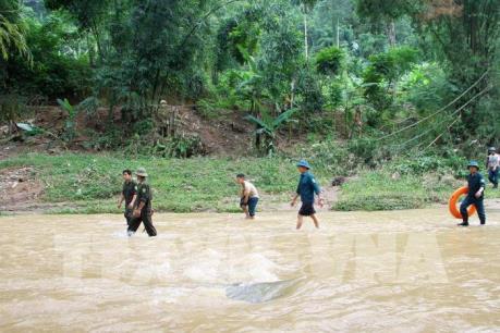 Mưa lũ ở các tỉnh miền núi phía Bắc khiến 6 người chết, mất tích và bị thương
