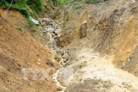 Điện Biên có 2 người chết và mất tích, thiệt hại tài sản hơn 3,5 tỷ đồng do mưa lũ