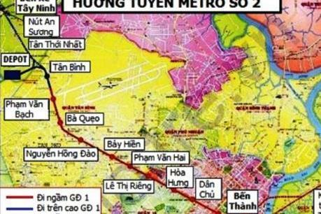 Lập Hội đồng thẩm định Nhà nước công trình đường sắt đô thị Thành phố Hồ Chí Minh