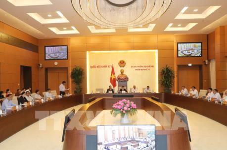 Nghị quyết về chương trình giám sát của Ủy ban Thường vụ Quốc hội năm 2018