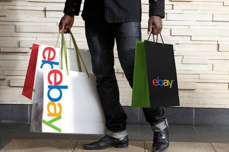 """Doanh nghiệp """"triệu phú"""" trên eBay tăng rất mạnh"""