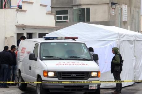 Xả súng tại Mexico khiến 11 người thiệt mạng tại chỗ