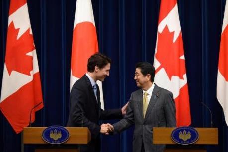 Canada ưu tiên thúc đẩy EPA với Nhật Bản