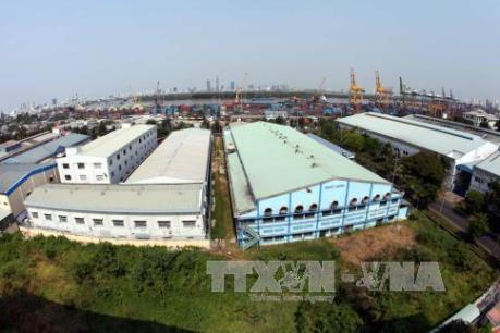Tp. Hồ Chí Minh: Đầu tư vào các khu chế xuất, khu công nghiệp tăng mạnh