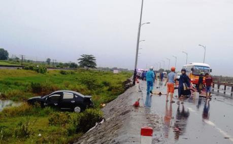 Thừa Thiên - Huế: Tai nạn giao thông nghiêm trọng hai người tử vong