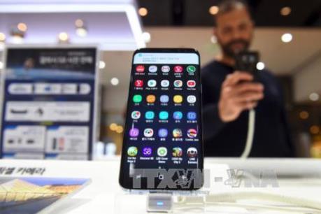 Samsung vẫn giữ ngôi đầu bảng trên thị trường smartphone toàn cầu