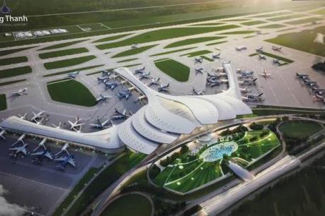 """""""Chốt"""" phương án thiết kế cho Nhà ga hành khách sân bay Quốc tế Long Thành"""