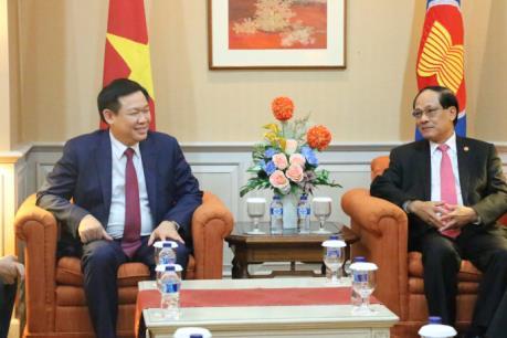 Việt Nam hợp tác sâu rộng với Indonesia và ASEAN
