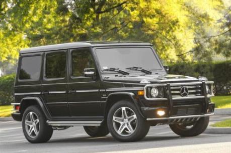 Mercedes-Benz sẽ thu hồi hơn 5.000 chiếc SUV G-class