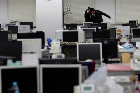 """Nhật Bản phát động chiến dịch """"Ngày làm việc từ xa"""""""