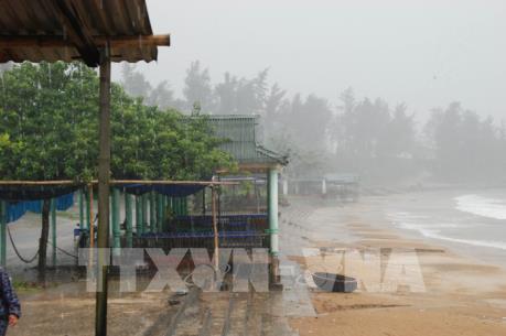 Dự báo thời tiết hôm nay 26/7: Bão số 4 đổ bộ đất liền gây mưa to ở nhiều nơi