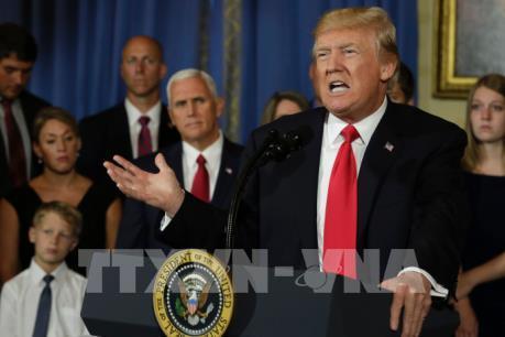 Tổng thống Mỹ kêu gọi chấm dứt NAFTA