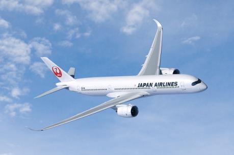 Máy bay Nhật Bản hạ cánh khẩn cấp do trục trặc động cơ