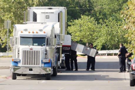 Bảy công dân Mexico tử vong trong xe tải buôn người ở Texas