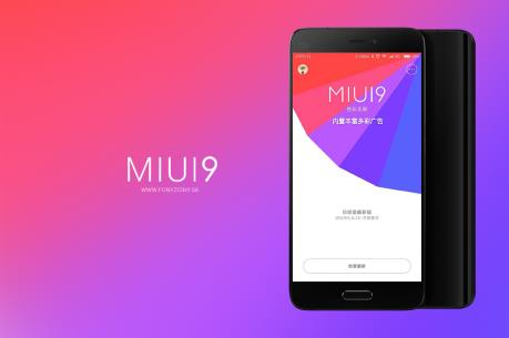 Xiaomi chính thức ra mắt hệ điều hành MIU9 nhanh nhất thế giới