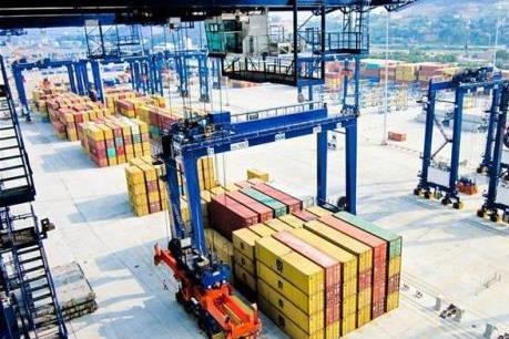 Hàng hóa qua cảng biển vẫn giữ nhịp tăng trưởng tốt