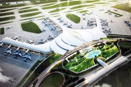 Cảnh báo loạn giá đất quanh sân bay Long Thành